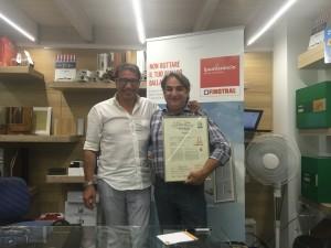 Gianfranco + Casavecchia consegna IFT